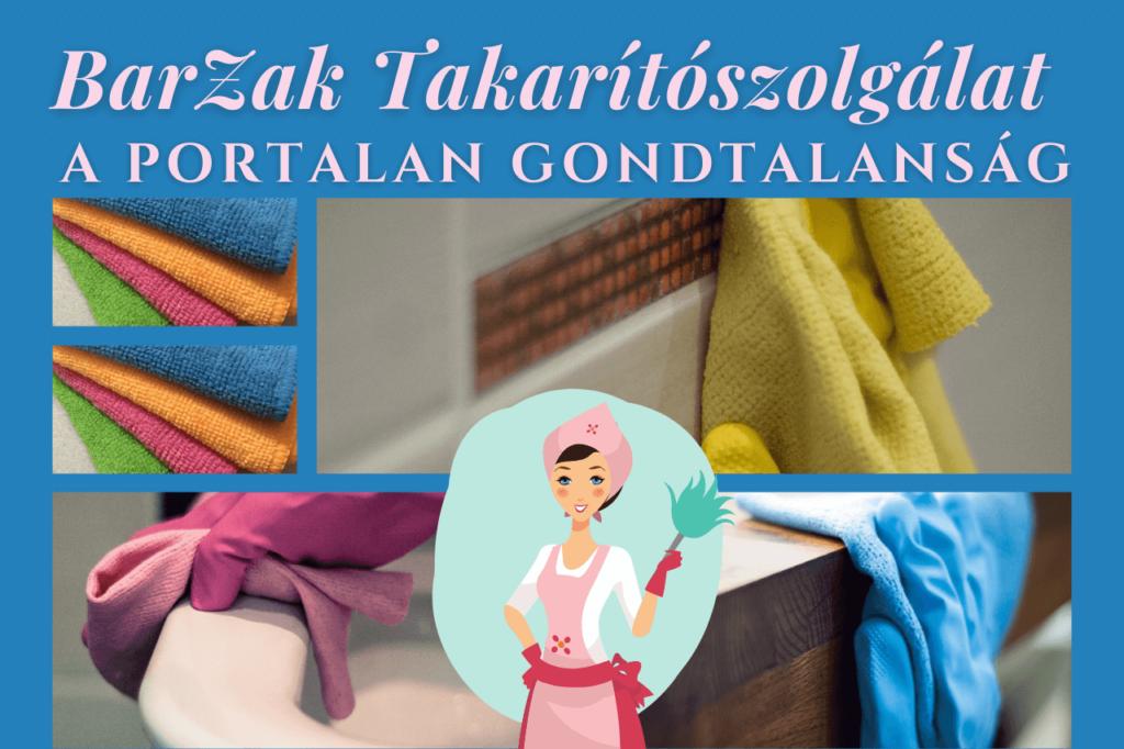 A BarZak Takarítószolgálat módszere a színkódolás ezzel biztosítja a teljes higiéniát.